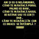 Ce se intampla cand....?